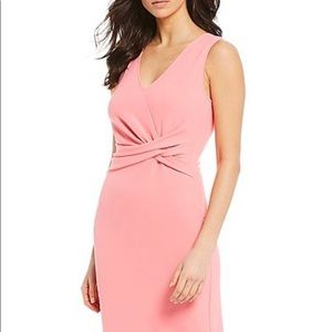 Gibson & Latimer V-Neck Neck Dress NWT
